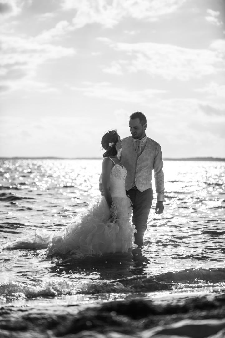 Benoit Faye mariage